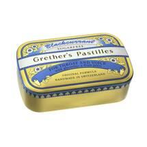 Grethers Blackcurrant Silber zuckerfrei