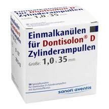 Produktbild Dontisolon D Einm.kanüle für Dont