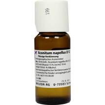 Produktbild Aconitum napellus D 12 Dilution