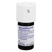 Produktbild Apis mellifica D 20 Dilution