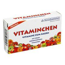 Produktbild Vitaminchen Orange Kautabletten