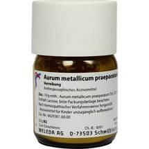 Produktbild Aurum metallicum Präparat D 20 Trituration