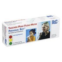 Peak Flow Tasche für Kinder + Erwachsene