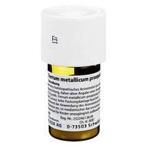 Produktbild Ferrum metallicum Präparat D 20 Trituration