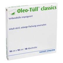 Produktbild Oleo Tüll Classics 10x10 cm