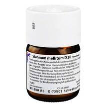 Stannum Mellitum D 20 Trituration