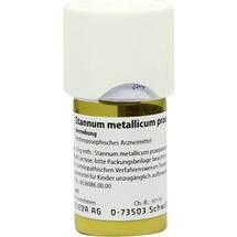 Produktbild Stannum metallicum Präparat D 30 Trituration