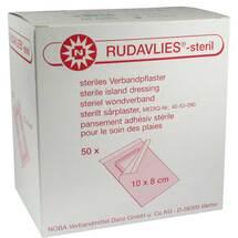 Rudavlies 10cmx8cm Verbandpf