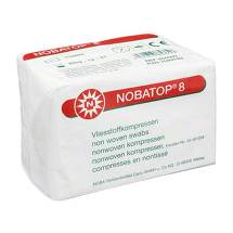 Produktbild Nobatop 8 Kompressen 7,5x7,5