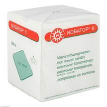 Produktbild Nobatop 8 Kompressen 10x10cm