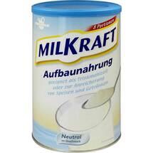 Produktbild Milkraft Aufbaunahrung neutral Pulver