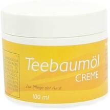 Teebaum Creme mit Propolis