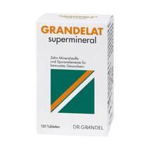 Produktbild Supermineral Grandel Tabletten