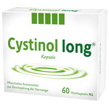 Produktbild Cystinol long Hartkapseln