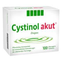 Produktbild Cystinol akut überzogene Tabletten