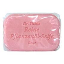 Produktbild Dr. Theiss Rose reine Pflanzenölseife