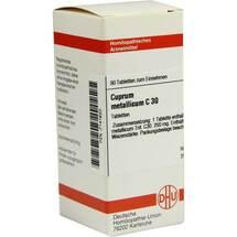 Produktbild Cuprum metallicum C 30 Tabletten