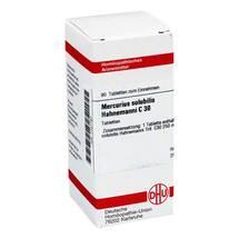 Mercurius solubilis C 30 Tablet