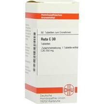 Produktbild Ruta C 30 Tabletten