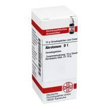 Produktbild Abrotanum D 1 Globuli