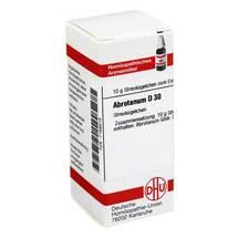 Produktbild Abrotanum D 30 Globuli