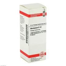 Abrotanum D 12 Dilution