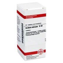 Produktbild Acidum nitricum D 30 Tabletten