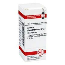 Produktbild Acidum phosphoricum C 12 Globuli