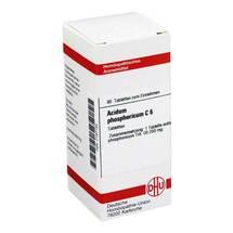 Produktbild Acidum phosphoricum C 6 Tabletten