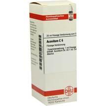Produktbild Aconitum C 6 Dilution
