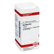 Produktbild Aconitum D 8 Tabletten