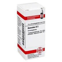 Produktbild Aesculus D 2 Globuli