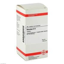 Produktbild Aesculus D 12 Tabletten