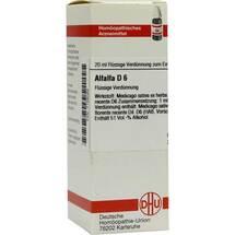 Produktbild Alfalfa D 6 Dilution