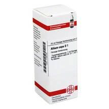 Allium cepa D 1 Dilution