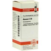 Produktbild Alumen C 30 Globuli