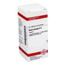 Produktbild Ammi visnaga D 6 Tabletten
