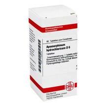 Produktbild Apomorphinum hydrochloric. D 6 Tabletten