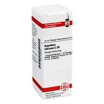 Produktbild Argentum nitricum C 30 Dilution
