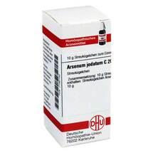 Produktbild Arsenum jodatum C 200 Globuli