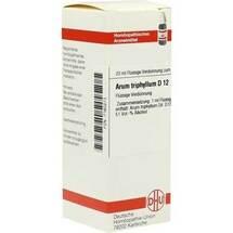 Produktbild Arum triphyllum D 12 Dilution