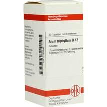 Produktbild Arum triphyllum D 12 Tabletten