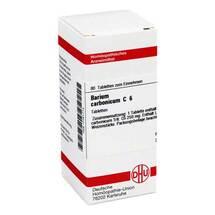 Produktbild Barium carbonicum C 6 Tabletten