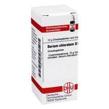 Produktbild Barium chloratum D 6 Globuli