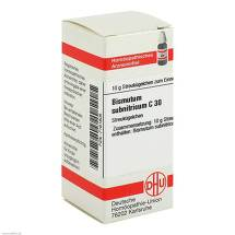 Produktbild Bismutum Subnitricum C 30 Gl