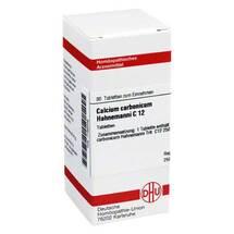 Calcium carbonicum C 12 Tabl