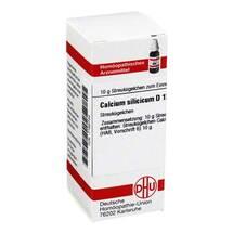 Calcium silicicum D 12 Globuli