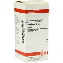Produktbild Camphora D 12 Tabletten