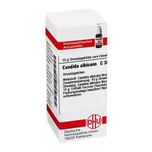 Candida albicans C 30 Globuli
