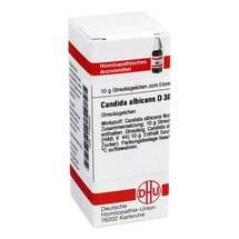 Produktbild Candida albicans D 30 Globuli